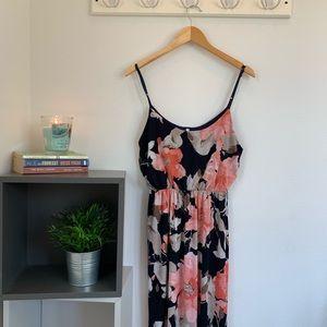 Floral Maxi Dress   Pinkblush